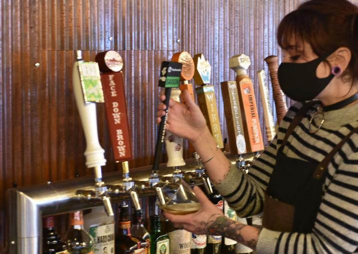 锡杯小酒馆进入弗雷泽啤酒界