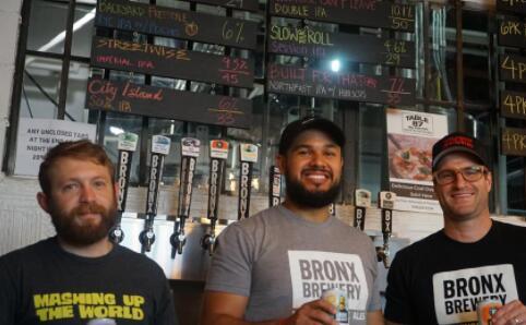 一项旨在提高精酿啤酒行业多样性的新计划