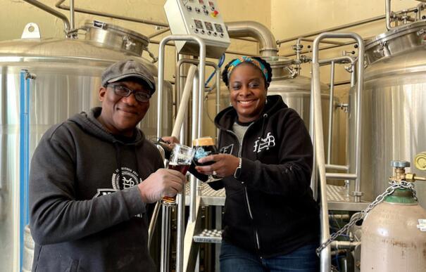 新泽西州啤酒厂以特殊啤酒系列纪念黑色历史月