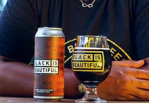 黑啤酒的经验弥合了啤酒厂和黑人社区之间的鸿沟