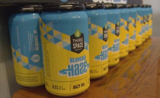 当前局势期间Third Space Brewing提高了啤酒生产能力