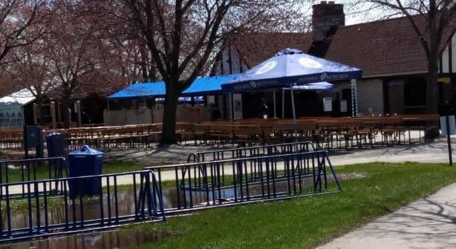 Estabrook啤酒花园下周开放