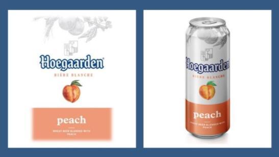 百威英博以Hoegaarden品牌推出泰国唯一的桃味小麦啤酒