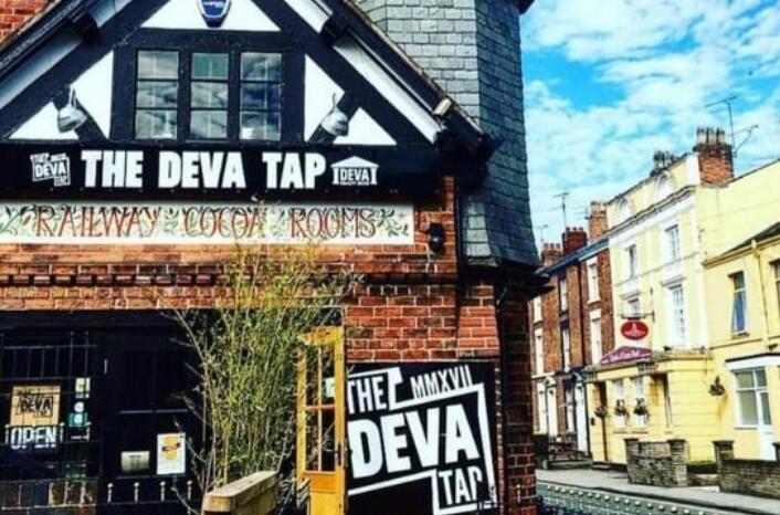 柴郡最好的7家酒吧 其中有啤酒花园将于4月开业