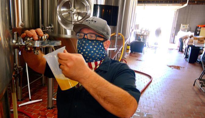 牛顿啤酒业务为城市带来增长