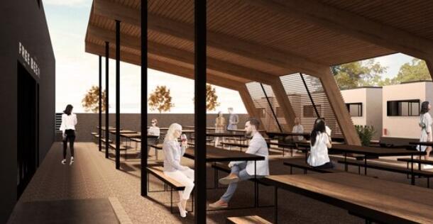 俄勒冈市啤酒酿造厂将增设一个全年无休的啤酒园和食品车棚