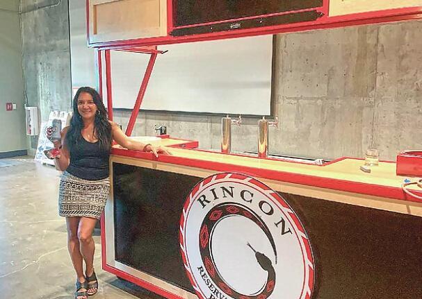 加州部落的啤酒厂提供具有文化底蕴的啤酒