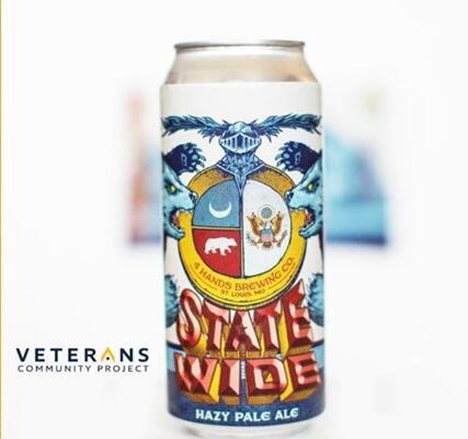 4手酿酒公司推出新啤酒 支持退伍军人