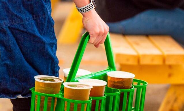 新的应用程序映射了格拉斯哥和整个苏格兰的所有酒吧啤酒花园
