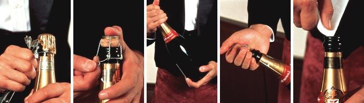 酒知识:香槟怎么开?开香槟的3个简单步骤