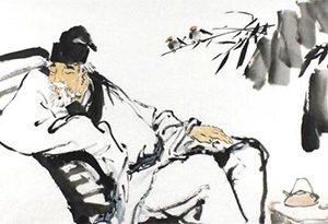 酒知识:重阳节白衣送酒是什么意思?