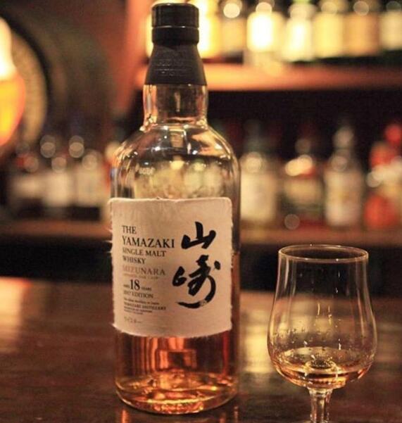 酒知识:世界第一的山崎威士忌,一次意外酿出独特的东方风味