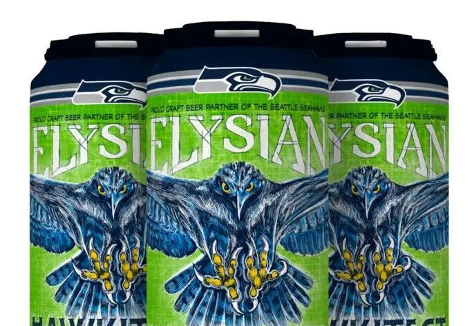 NFL啤酒与足球迷合作得分