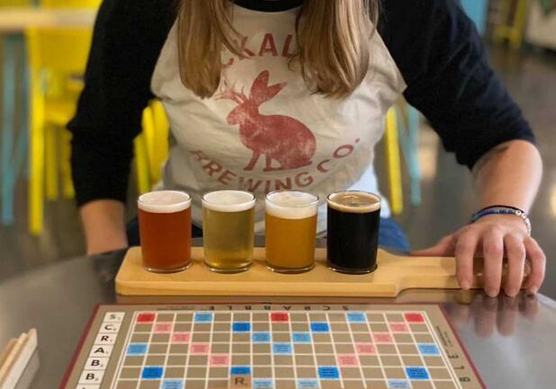 纳什维尔绝对最好的啤酒厂