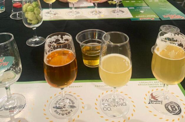维多利亚啤酒协会通过连续的周末活动取悦顾客