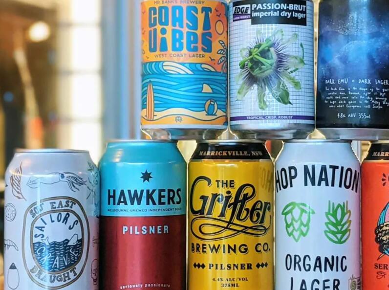澳大利亚工艺拉格啤酒的复兴