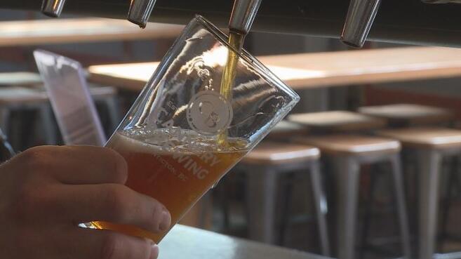 彭蒂克顿啤酒周以限量版啤酒回归