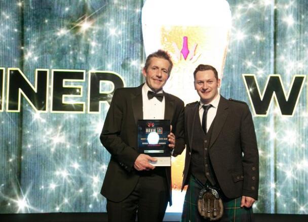 Borders啤酒厂在苏格兰啤酒奖中获得双重胜利
