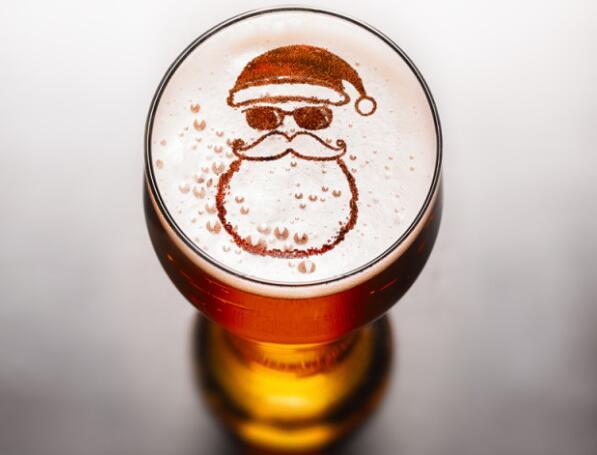 今年圣诞节啤酒和苹果酒将流行什么