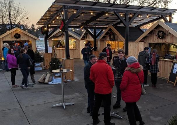 里格斯啤酒公司将举办德国圣诞市场