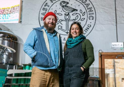 Kirkcaldy推出新的精酿啤酒和葡萄酒配送服务