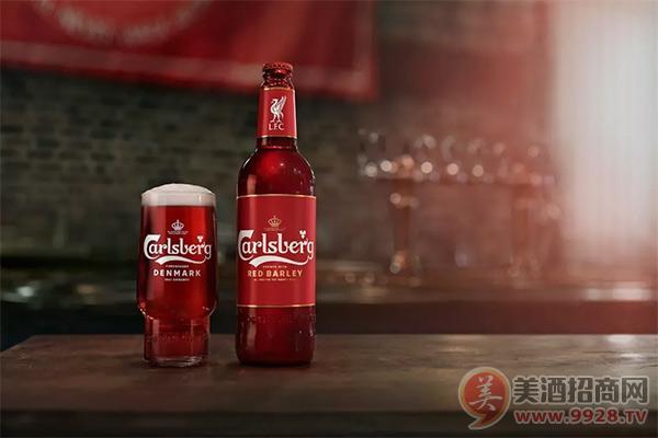 啤酒要闻:嘉士伯中国隆重推出限量版红麦啤酒