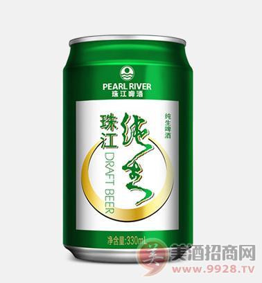 啤酒动态:代理珠江啤酒一年能赚多少钱?