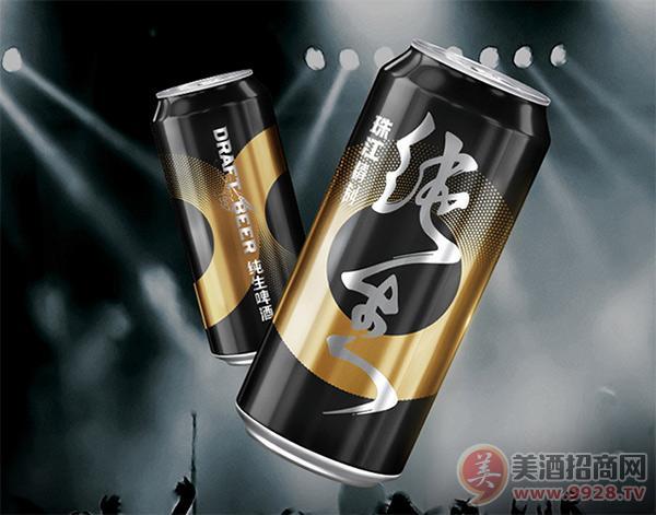 原浆啤酒:珠江纯生啤酒如何代理?