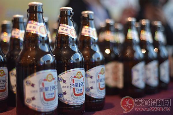 今日啤酒:金星啤酒的招商加盟电话是多少?