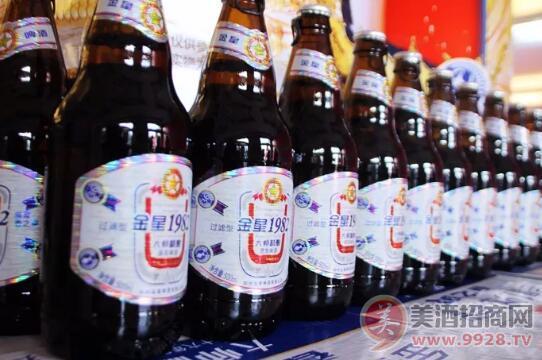 金星1982精酿啤酒