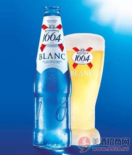 啤酒大全:啤酒中的艺术品——法国1664啤酒