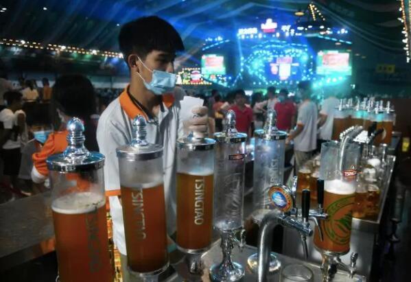 青岛国际啤酒节时间地点敲定