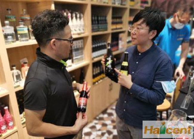 啤酒动态:一瓶从比利时到上海的啤酒跨境之旅